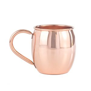 The Barrel Hammered - Copper Mugs For Sale