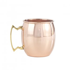 The Original Smooth - Pure Copper Mugs