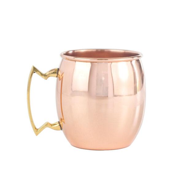 The Original Smooth - Pure Copper Mugs