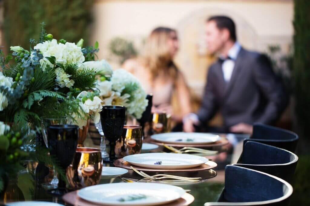 Wedding Copper Mugs