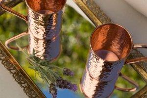 Copper Mugs Custom