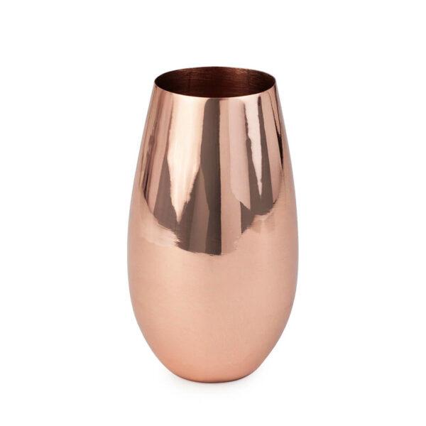 Copper Champagne Flute